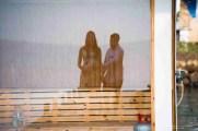 Shana y Ricardo reflejo de tres
