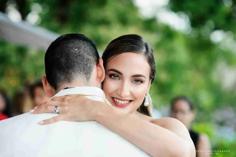 Isabela y Felipe Primer Baile de Recién Casados
