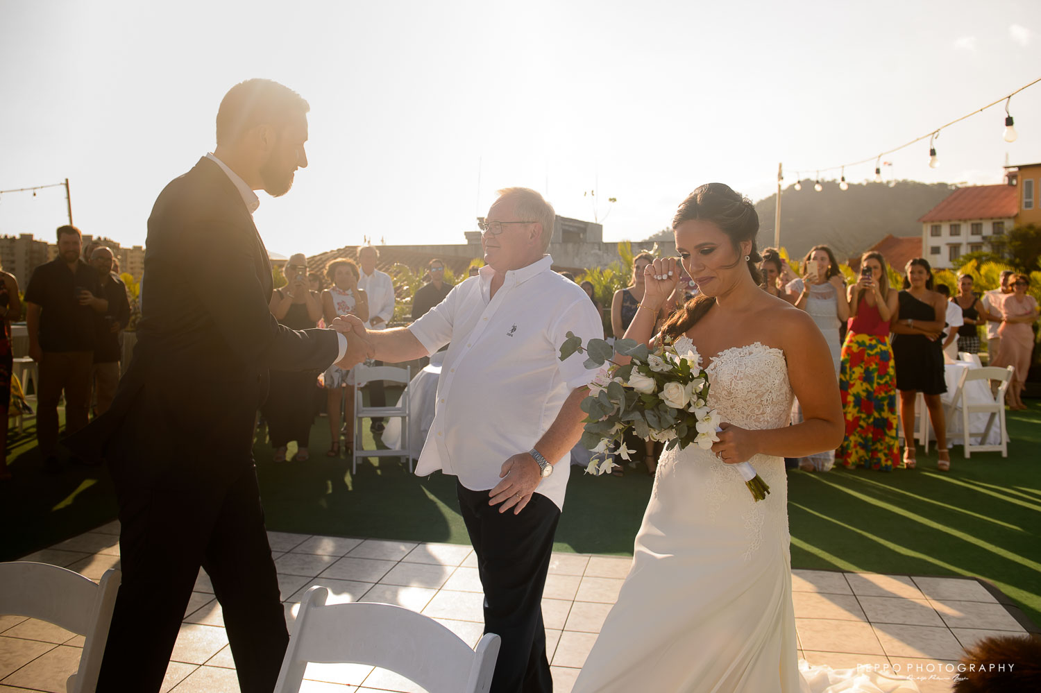 Wedding instants by Peppo Photography