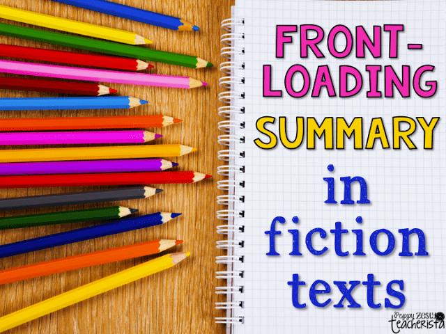 Elementary teacher looking for summary anchor chart and summary graphic organizer ideas? These summary activities are perfect for fiction and non fiction reading! Hands on lesson ideas included!
