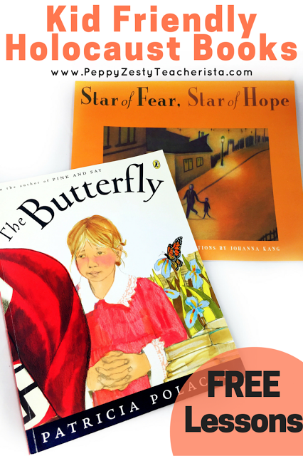 Elementary teacher looking for spring and read alouds to teach kindness in the classroom and tolerance? These holocaust picture books for kids are perfect picture books for older kids and picture books for teaching a plethora of reading skills.