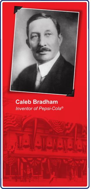 caleb history
