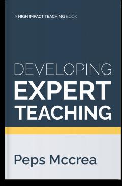 Developing Expert Teaching