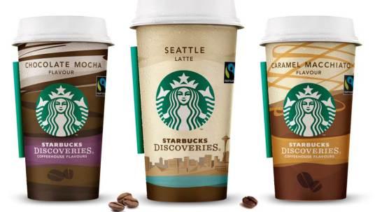 STARBUCKS, c'est fort de café !