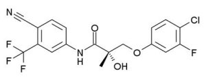 S23 SARM Chemical Structure
