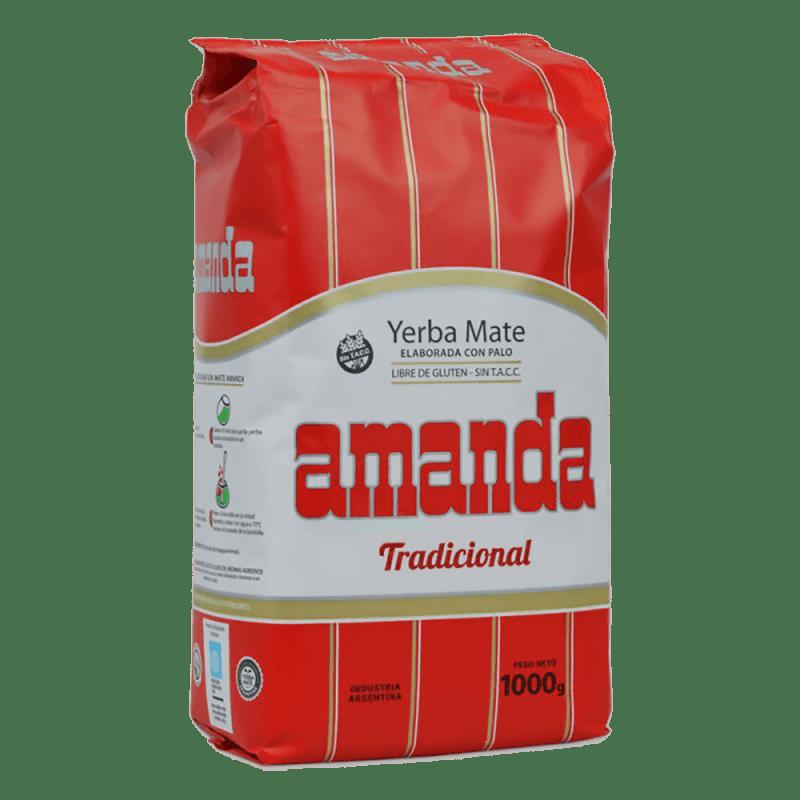 Amanda Tradicional Yerba Mate 1 kg