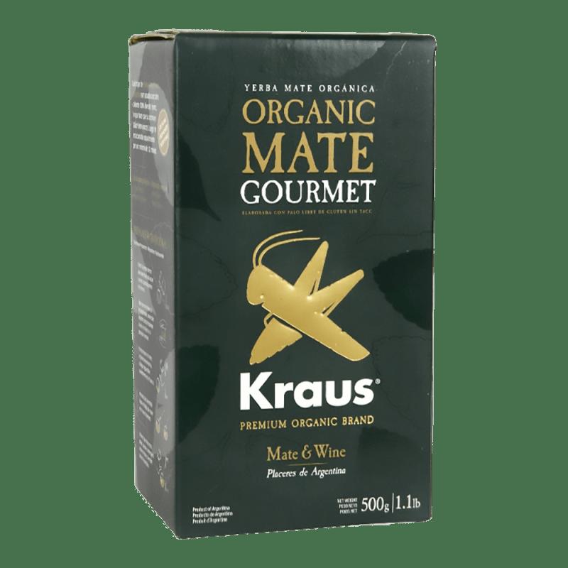 Kraus Organic Mate Gourmet Yerba Mate 500 g