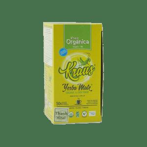 Kraus Organica Mate Cocido 25 Tea bags