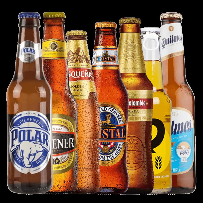 Pack d'essai de bière