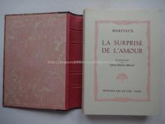 Oeuvres de Marivaux - Conjunto de 6 volumes