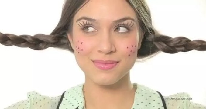 Maquiagem de festa junina 2020 adulto