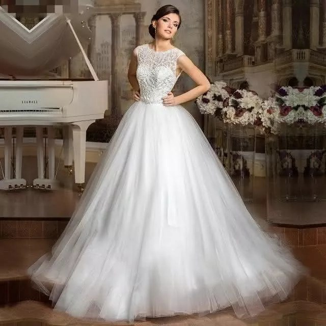 vestido-de-noiva-lace-tulle-princess-wedding-dress-bridal-gown-bead-belt-cheap-wedding-dress-robe-jpg_640x640