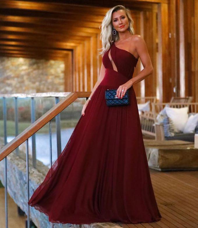 vestidos para Convidada de Casamento 2022 Longos