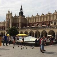 Cracóvia: a lindíssima cidade murada na Polônia