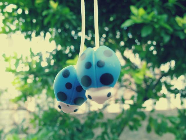 Blue Ladybug/Sorteio