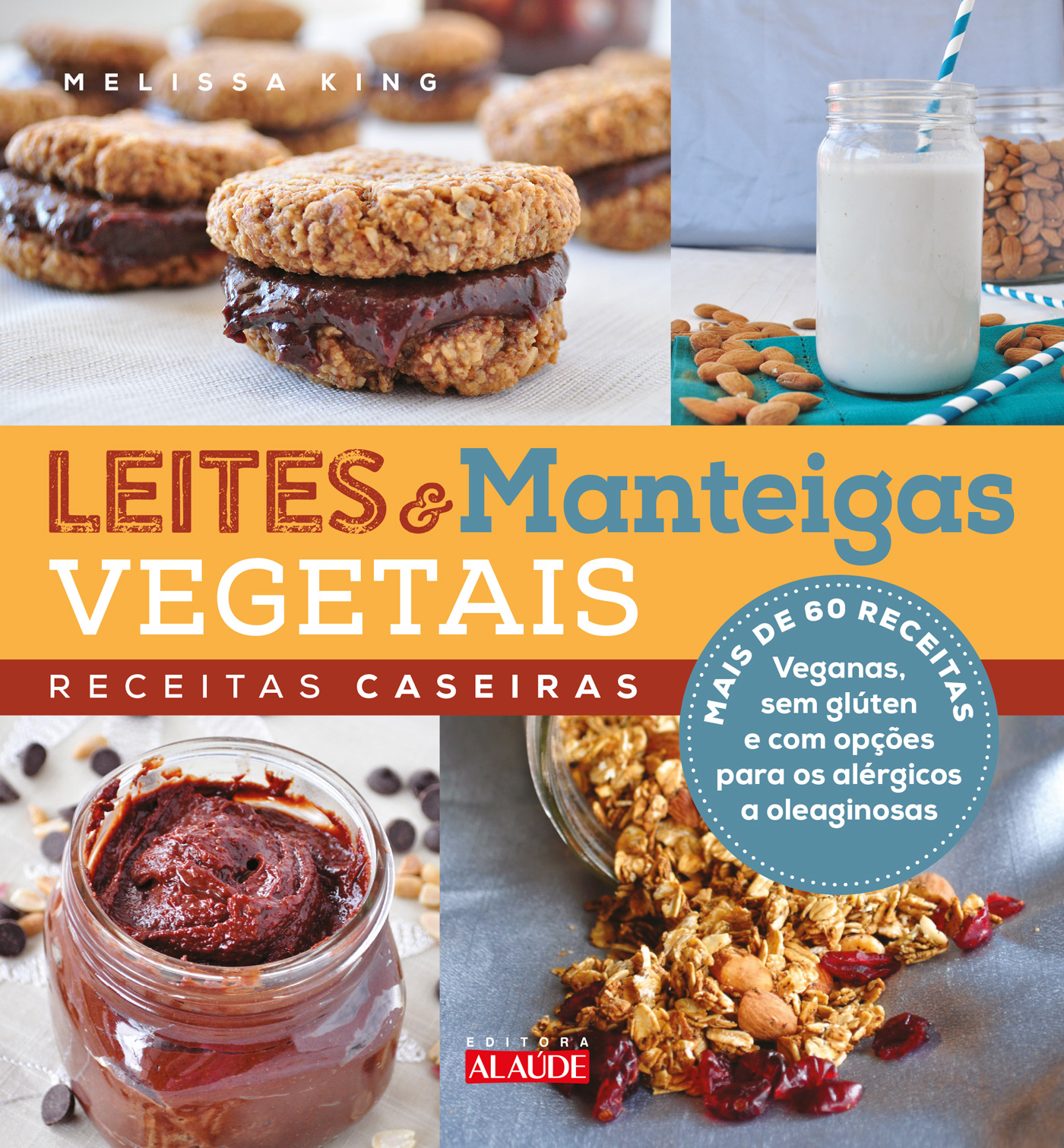 Leites e Manteigas Vegetais por Melissa King