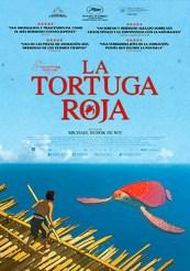 La tortuga roja en el C. C. Pilar Miró