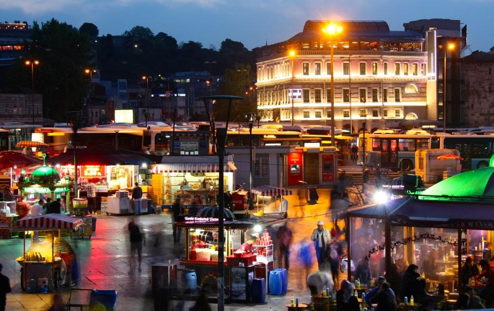 Spice market area