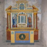 Altar Sant Pere de Serrallonga