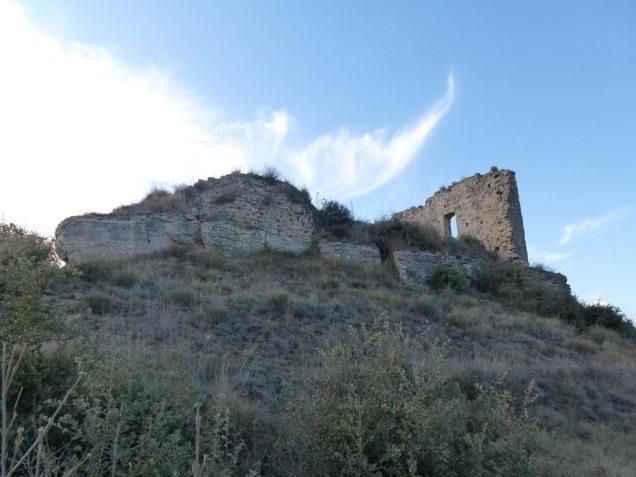 Castell de Lluçà-3