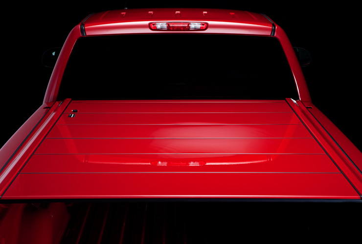 Custom Retractable Tonneau Cover Aluminum Truck Bed Covers