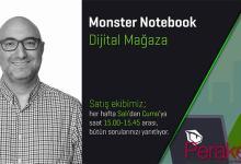Photo of Monster Notebook'tan ; Dijital Mağaza…