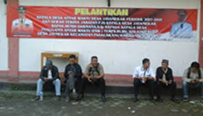 PAW Kades Jayamekar Resmi Dilantik