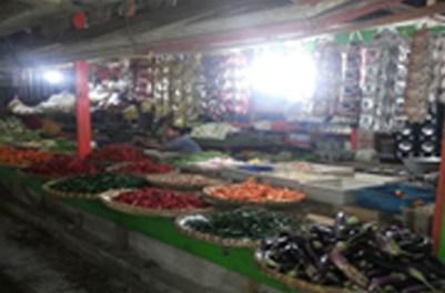 Di Pasar Pamanukan Harga Sembako Naik