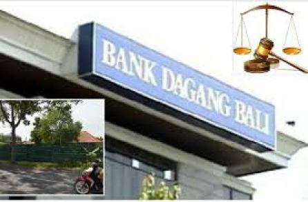 Terkait Kasus Perdata, Mantan Dirut BDB Bali Gst Md Oka Mangkir Panggilan PN Denpasar