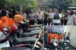 Tujuh ABG Geng Begal Ditangkap Polisi
