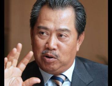 Jawapan Tan Sri Muhyiddin Yassin kepada Lim Kit Siang