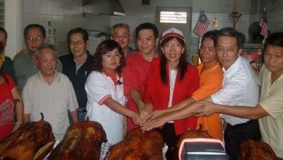 Teresa Kok Pengerusi Baru DAP Selangor