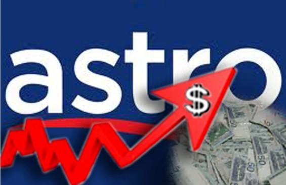 Pakej Astro Naik Sehingga RM15 Mulai 11 Julai