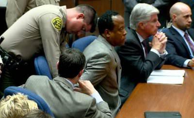 Doktor peribadi Michael Jackson dipenjara empat tahun