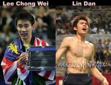 Chong Wei Jumpa Lin Dan Pada Separuh Akhir Terbuka Hong Kong Esok