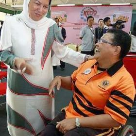Rakyat Malaysia Perlu Lebih Peka Terhadap Pencapaian Atlet OKU