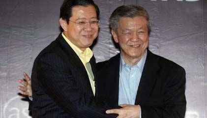 Dr Chua Soi Lek, Lim Guan Eng berdebat lagi 8 Julai ini