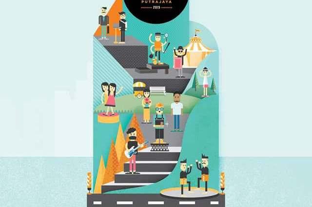 Festival Belia Putrajaya 2015, Buka Tirai