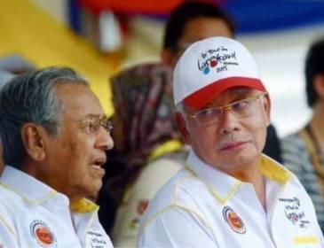 Mahathir Individu Utama Pembohongan – Najib