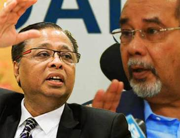 Isu Kenaikan Tambang Punca 'Perbalahan' Ismail Sabri & Syed Hamid