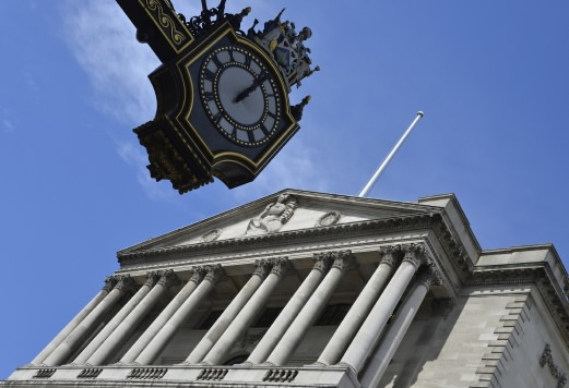 Bank of England to take to 'all necessary steps'