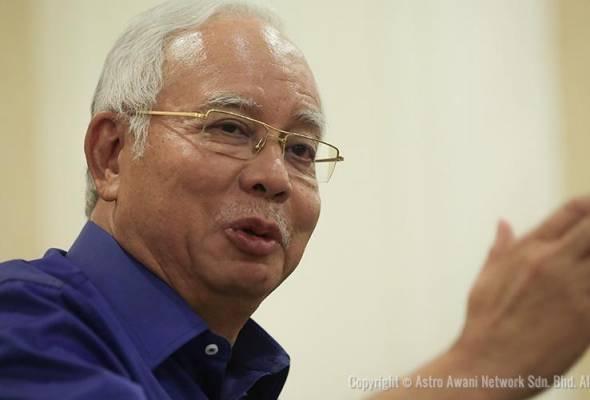 Kadar Sewa Kuarters PPj Naik, Dakwa Najib