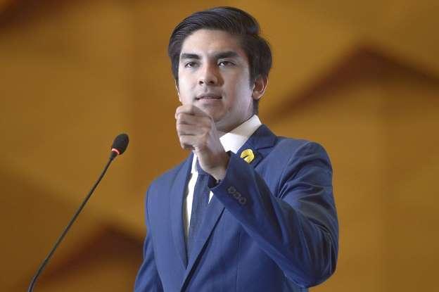 Syed Saddiq, Bukan Dr M Punca PH Kalah Di Tg Piai, Kata Pemuda PPBM T'ganu