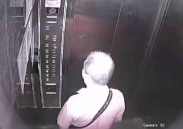 Laporan Polis Dibuat Terhadap Lelaki Sengaja Ludah Dalam Lif