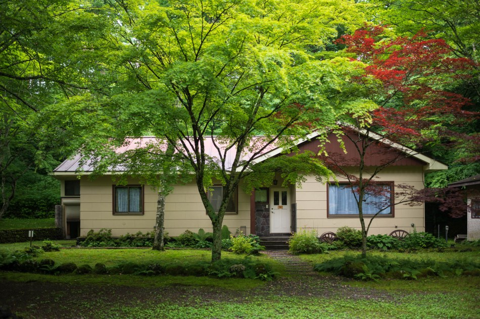 House in karuizawa suitable for workation