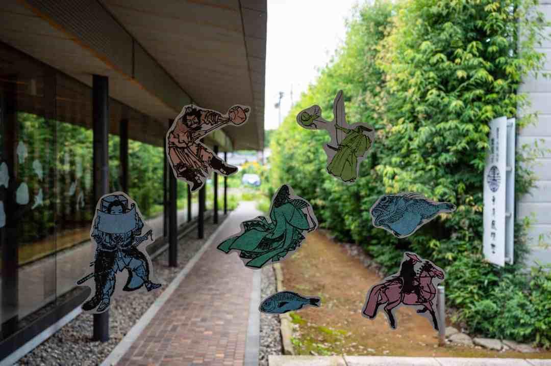 Obuse Hokusai Museum in Nagano Prefecture