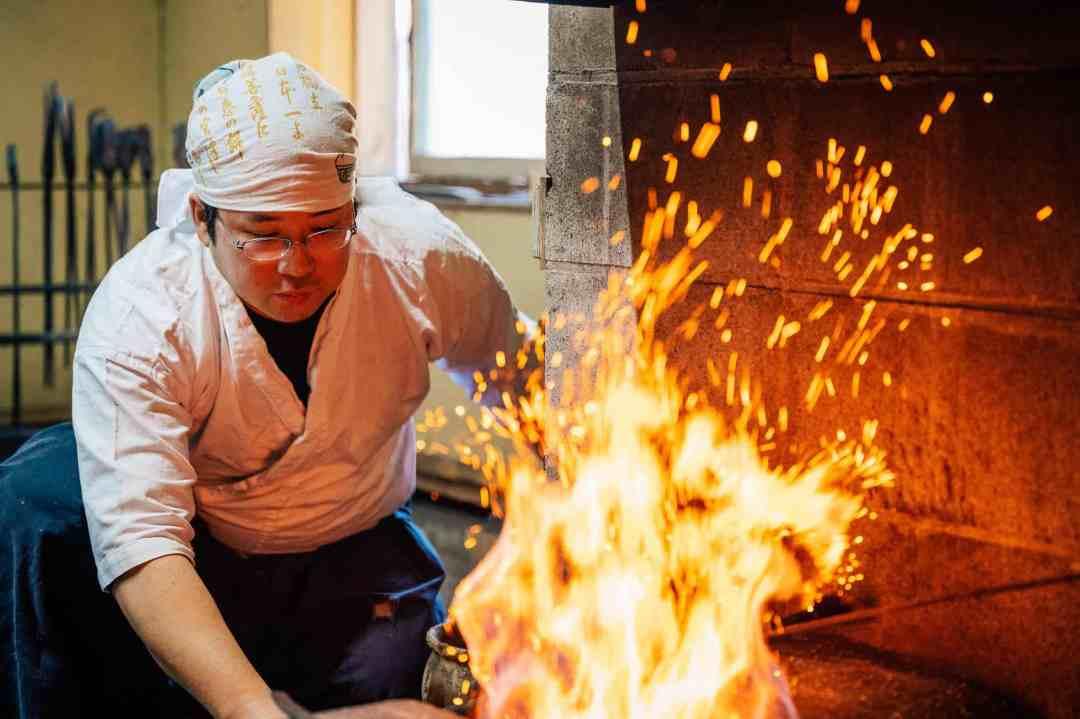 japanese katana sword maker in kyoto