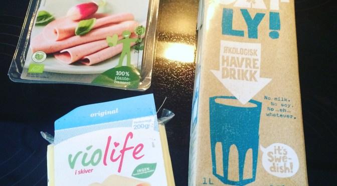 Vegetabilske alternativer til komælk