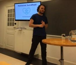 Kurser og workshops om sundhed med Per Brændgaard