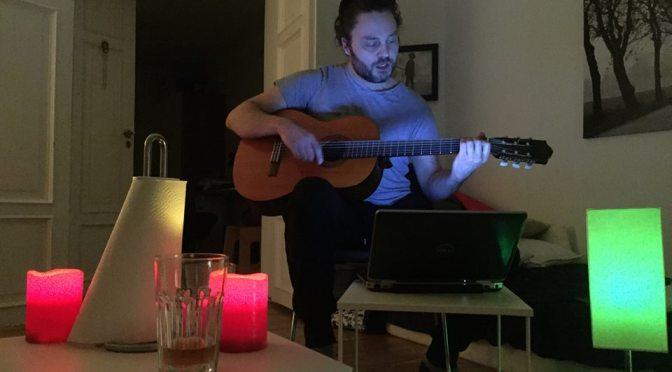 Jeg har fået en kreativ hobby: hjemmelavet musik